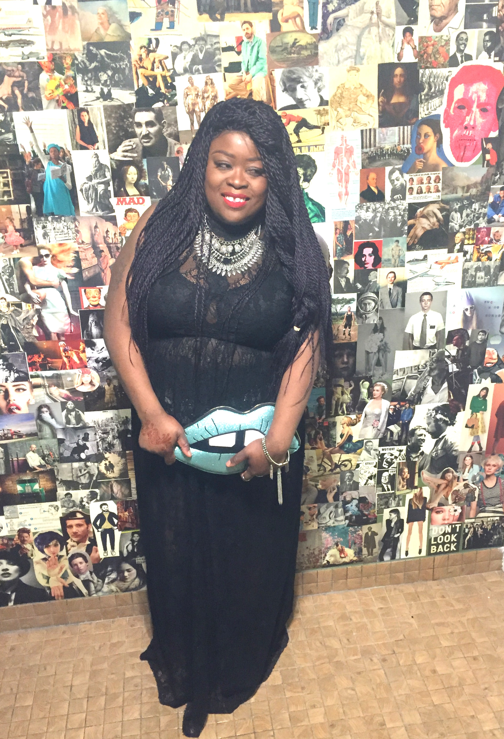 Plus size blogger chicago