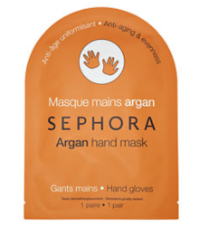 sephora argan hand mask